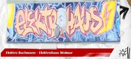 Elektrohaus Elektro Bachmann in Weimar